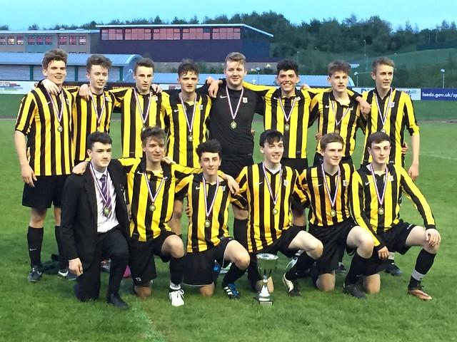 U16 Football Final May 2015