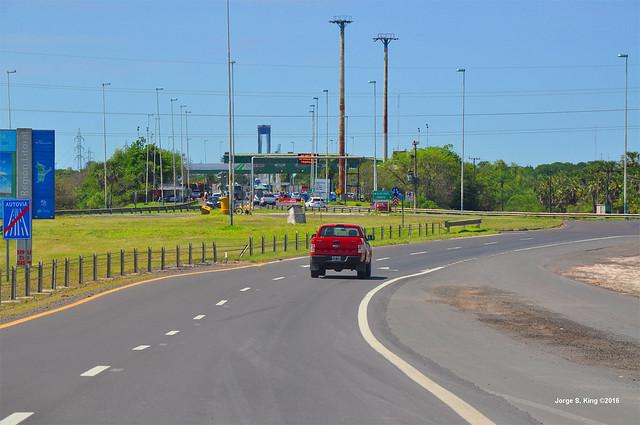 Autovía Resistencia Corrientes