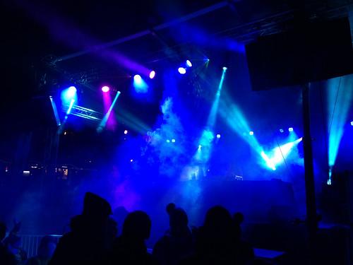 Concert du soir Place Caron
