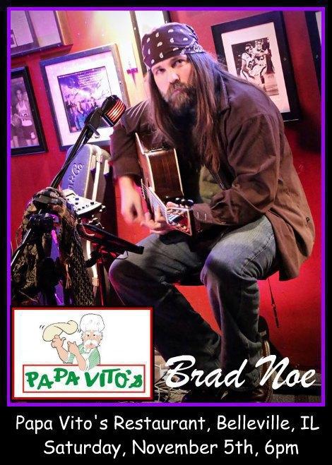 Brad Noe 11-5-16