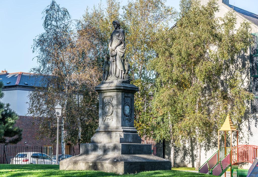 Éire 1798 Memorial [St. Michan's Park]-123061