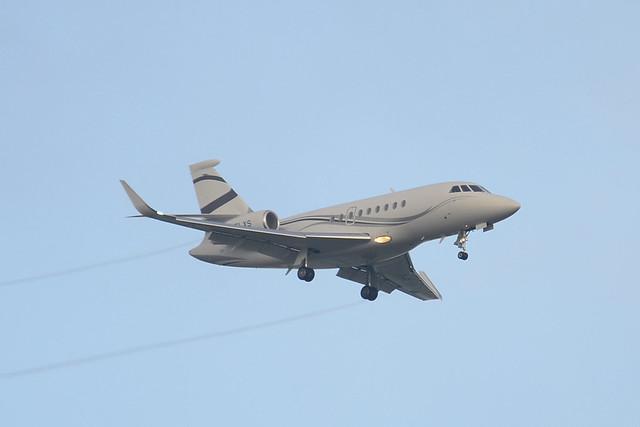 G-FLXS Falcon 2000XLS
