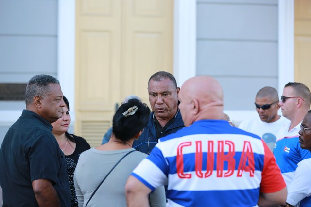 Cienfuegos rinde tributo a Fidel Castro