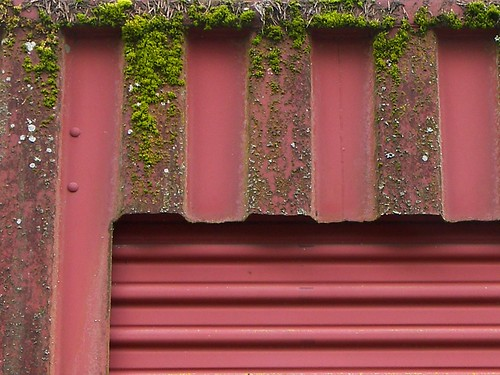 Red Container, Kenmore, Washington | by teresue