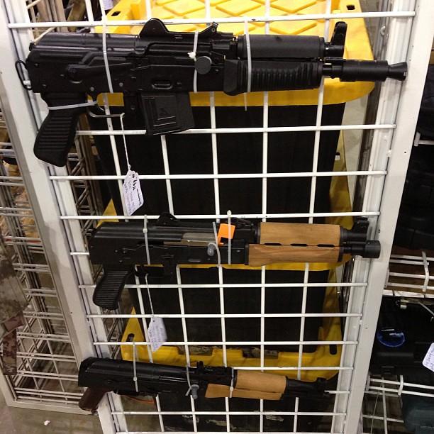 Got The Yappa Ak Gunshow Gun Nra
