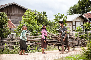 Transforming villages with electricity in Lao PDR | by East Asia & Pacific on the rise - Blog