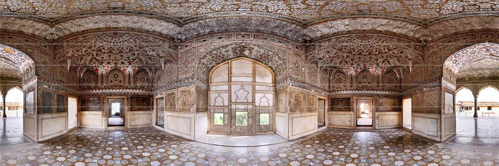 Sheesh Mahal Palace Of Mirrors Emaadphotography Flickr