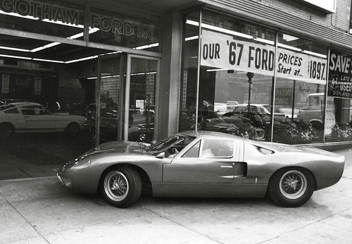 Street version of the GT40, the MKIII circa 1967. | by Nigel Smuckatelli