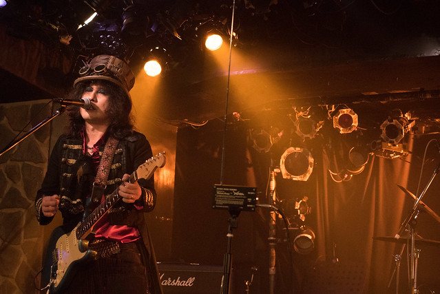 Coal Tar Moon live at Zher the Zoo, Tokyo, 27 Sep 2016 -00288