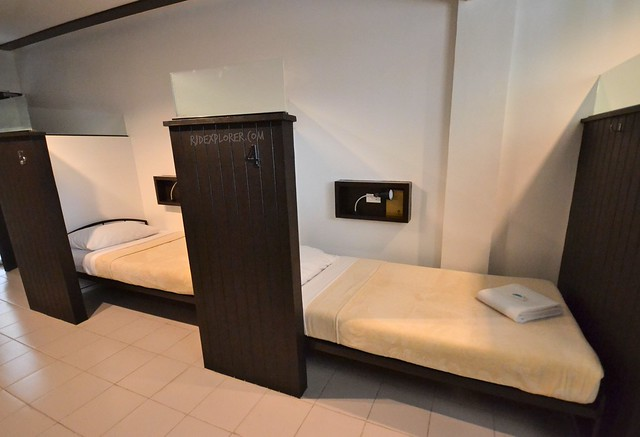 the hostelry bacolod shared room