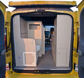 opel vivaro camper conversion 1 7 c lover van. Black Bedroom Furniture Sets. Home Design Ideas
