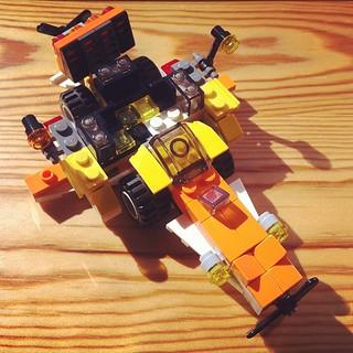 lego flygplan
