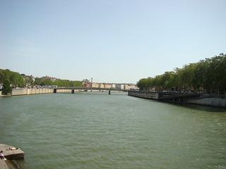 36 Saone bij Pont La Feuillee