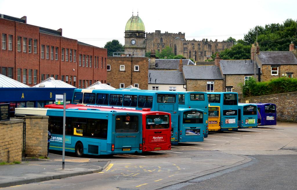 Durham Bus Station Ermintrude73 Flickr