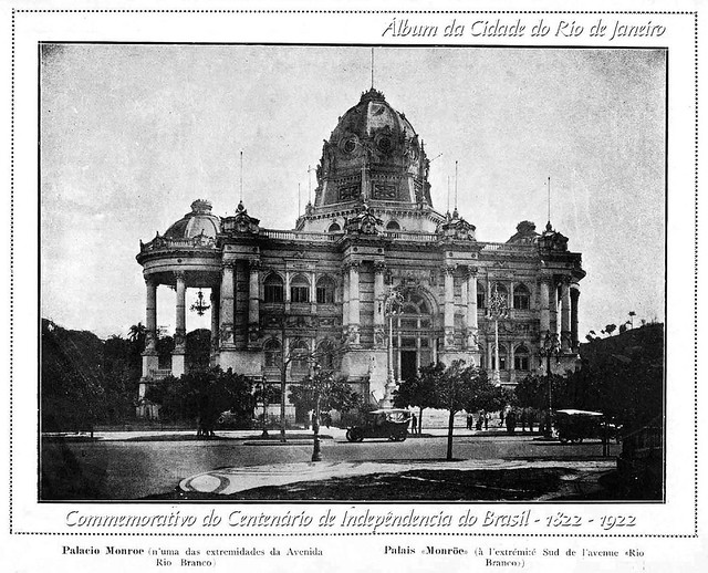 Palácio Monroe | por Senado Federal do Brasil