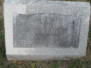Wickham, Jerry Neal | by Dawna K
