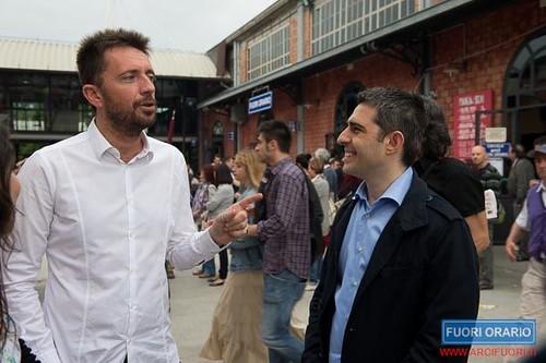 09/06/2013 Festa de Il Fatto Quotidiano al Fuori Orario