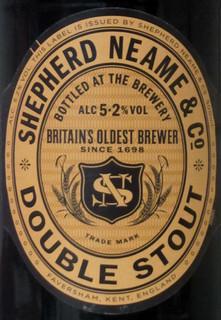 Shepherd & Neame Double Stout
