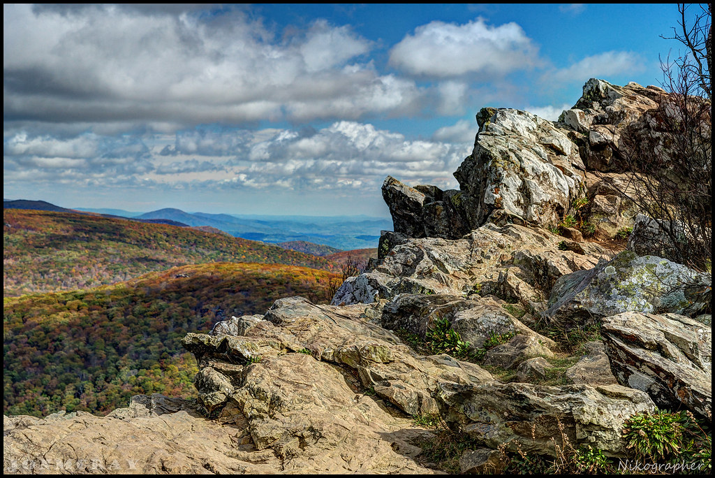 Hawksbill Mountain - Shenandoah National Park, VA