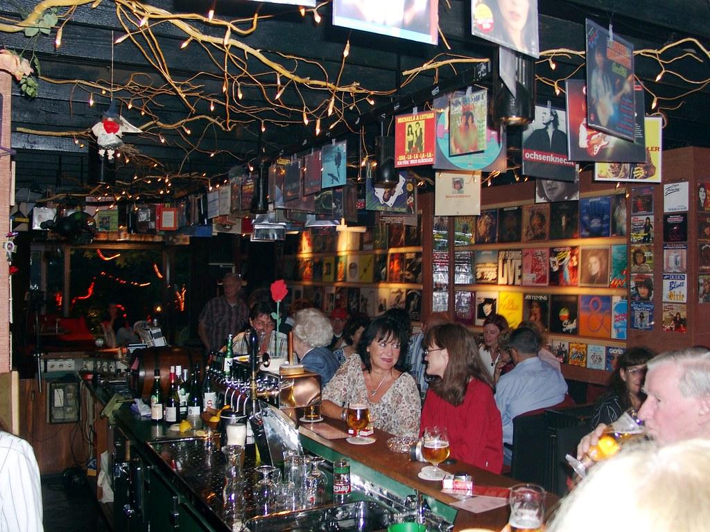 2006 An Der Bar In Gehring S Kommode Klaus Hiltscher Flickr