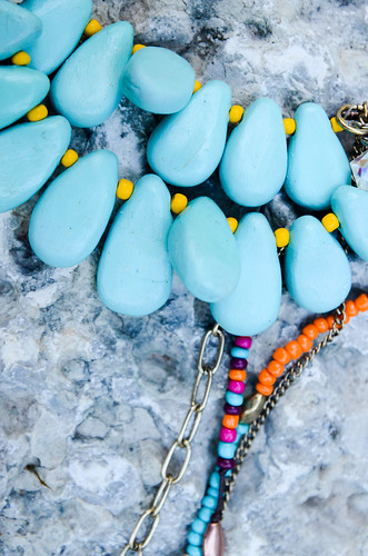 DIY Necklace | by Stacie Stacie Stacie