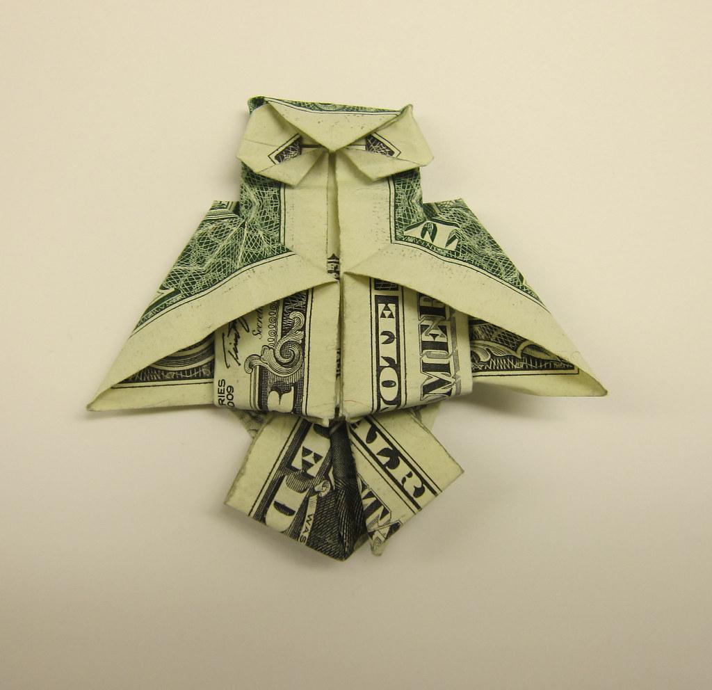 Dollar Owl Stephen Weiss Dollar Owl Model By Stephen We Flickr