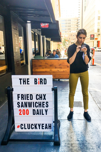 The Bird, Fried Chx Sandwiches 200 Daily, #Cluck Yeah | by Thomas Hawk