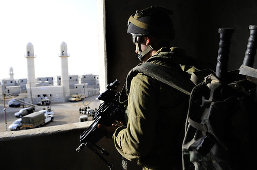 The Desert Reconnaissance Battalion Conducts Drill in the Urban Warfare Center | by Israel Defense Forces