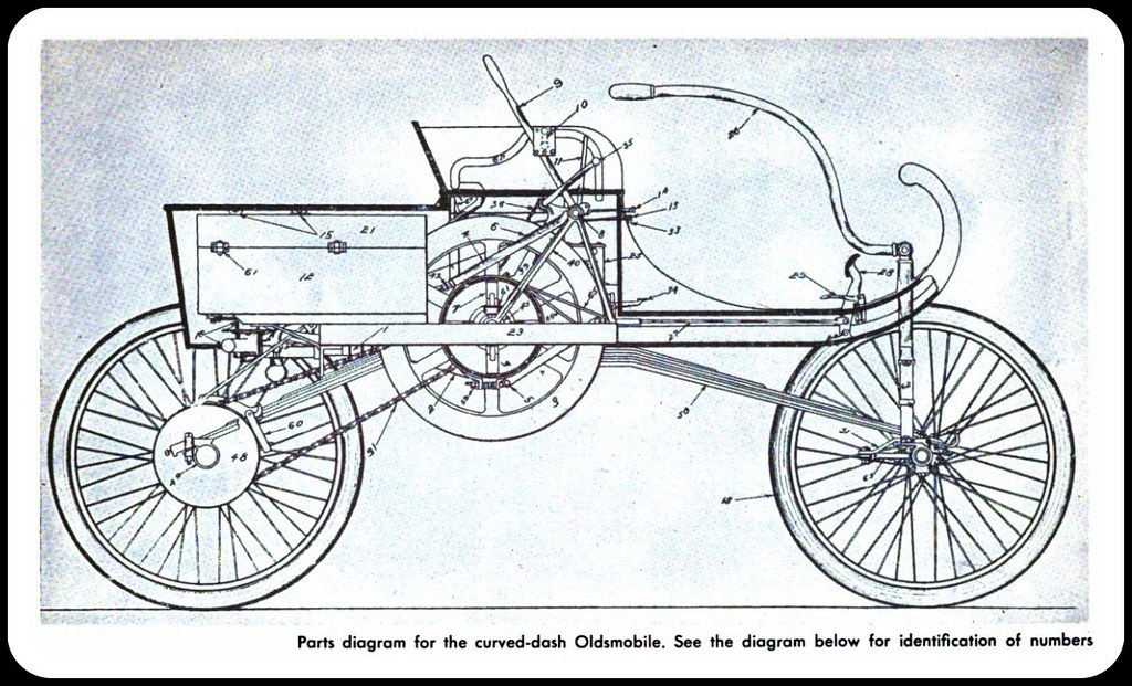 1901 1902 1903 parts diagram a for curved dash oldsmobile flickr rh flickr com oldsmobile intrigue parts diagrams