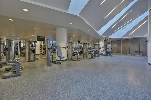 Gym | by san francisco real estate services