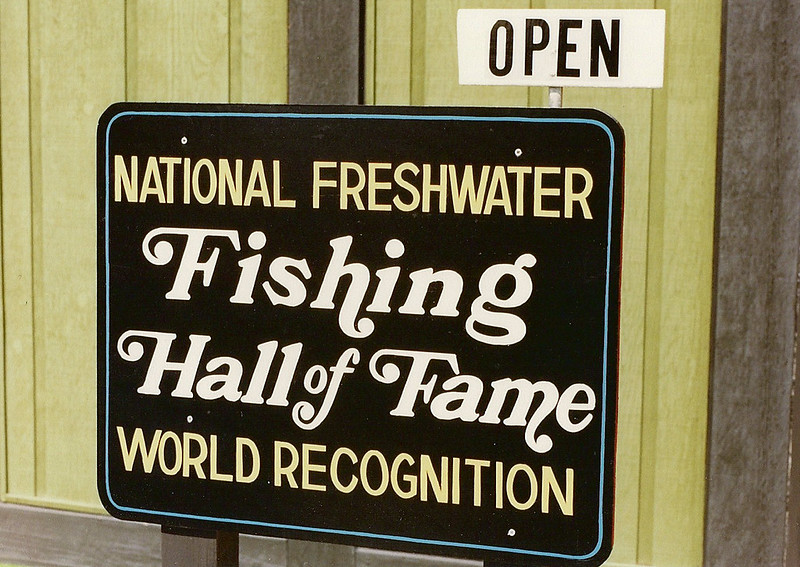 National Freshwater Fishing Hall of Fame, Hayward, WI