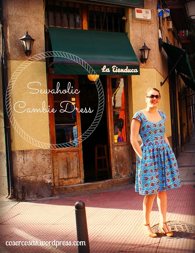 Sewaholic Cambie Dress | by Wendy Parthoens