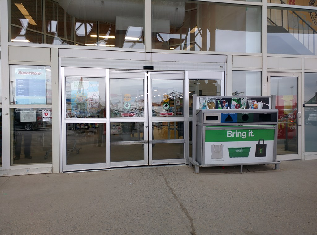 ... Automatic Doors at Real Canadian Superstore | by Huy Dang & Automatic Doors at Real Canadian Superstore | The Real Canadu2026 | Flickr
