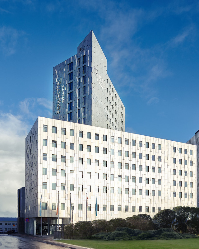 Fosshotel reykjav k flickr for Design hotel reykjavik