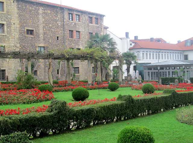 Garden in Ferrera Fark