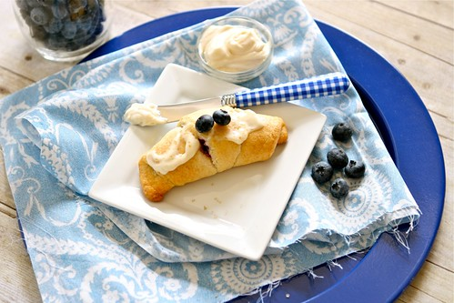 Blueberry Cream Cheese Crescent Rolls 002 | by Hungry Housewife