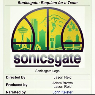 Love the players on OKC but I can't stand to see Clay Bennett get a championship. Watch Sonicsgate to understand. either by DVD or on YouTube. #sonics #sonicsgate #nba #okc | by *JeRBo*