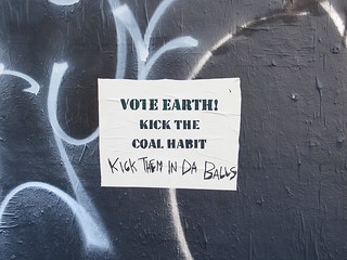 Federal election season, I | by Newtown grafitti