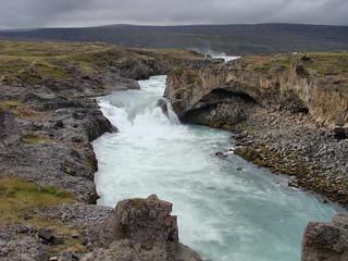 070 In de buurt van Goðafoss
