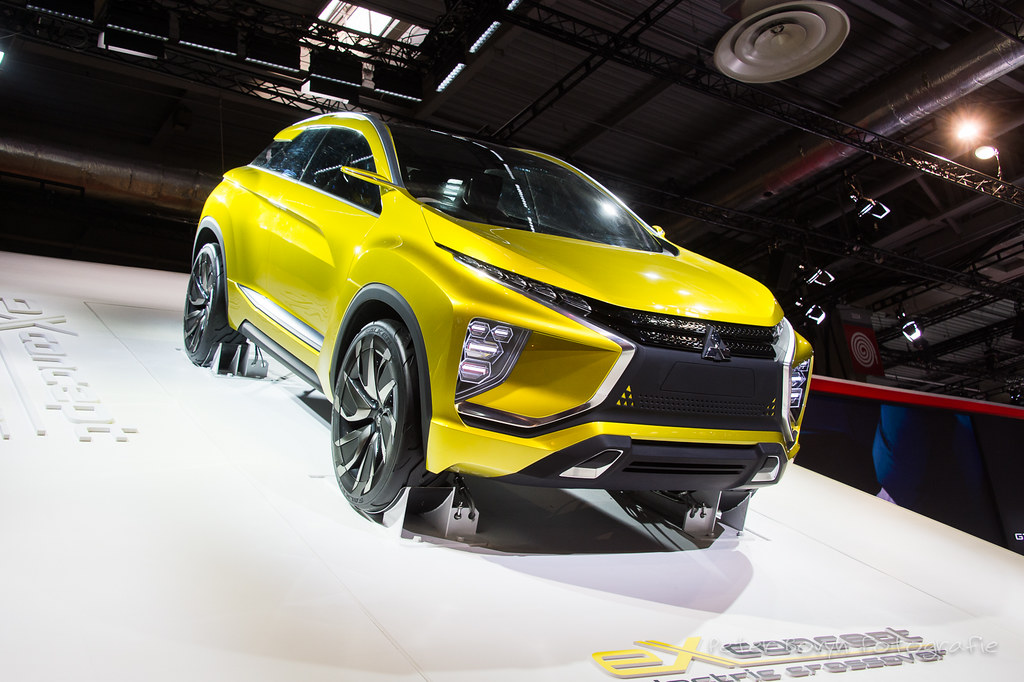 Mitsubishi Ex Concept 2015 Electric Crossover Max Output Flickr