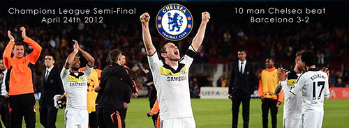 Chelsea & Frank Lampard facebook cover screen | by The_Old_Grey_Wolf