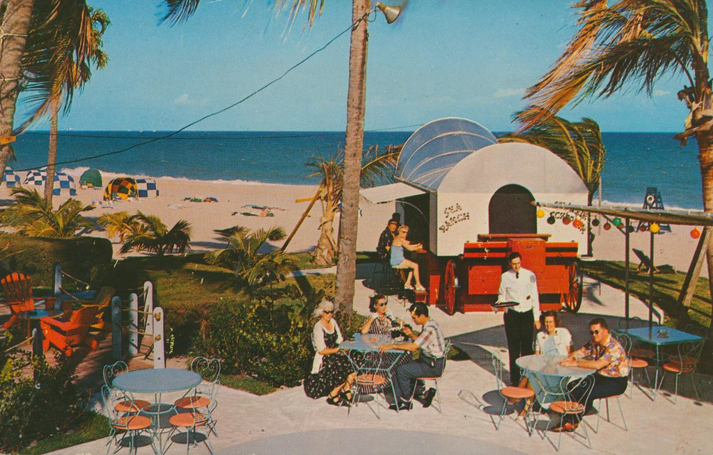 Sea Ranch Hotel - Fort Lauderdale, Florida