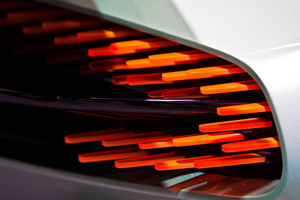 Aston Martin Vulcan Tail Light Aston Martin Vulcan The 2 Flickr