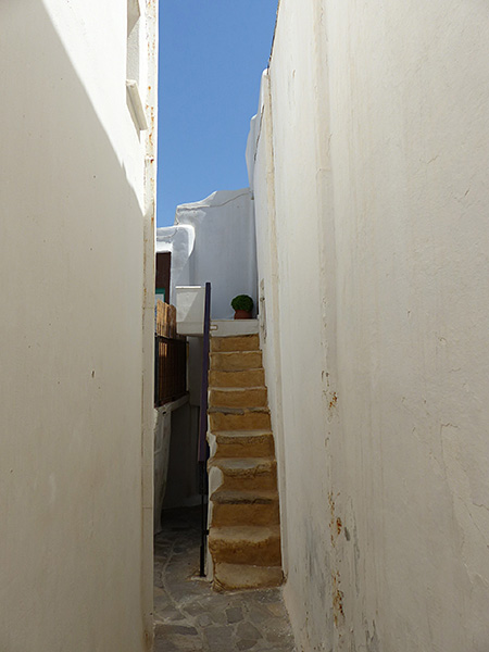 tout petit escalier