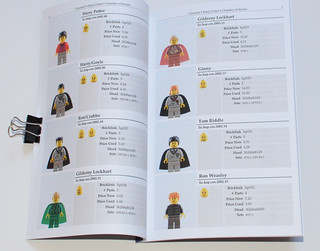 The Harry Potter LEGO Minifigure Catalog | by hmillington