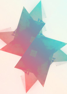 abstract star | by danny ivan