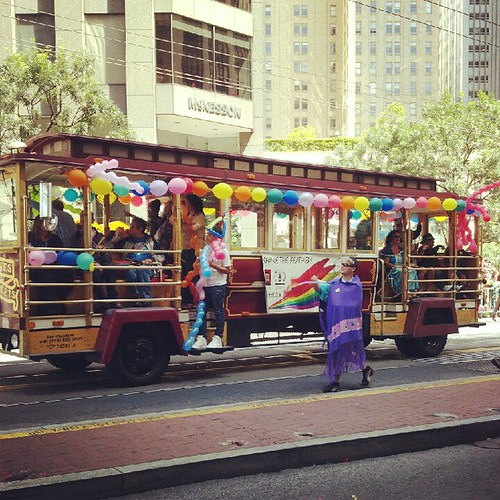 Cable car pride | by echoes71