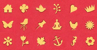 Graphic Icons | by all things paper