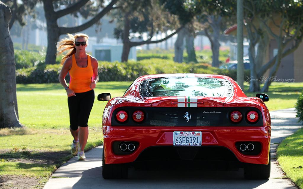 ... Ferrari 360 Challenge Stradale | Bella Italia San Diego 2013 | By Kevin  Ho 車 Photography