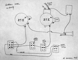 gibson wrc wiring diagram the wrc features a master. Black Bedroom Furniture Sets. Home Design Ideas